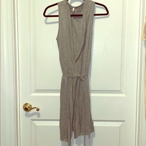 7 for all mankind wrap dress